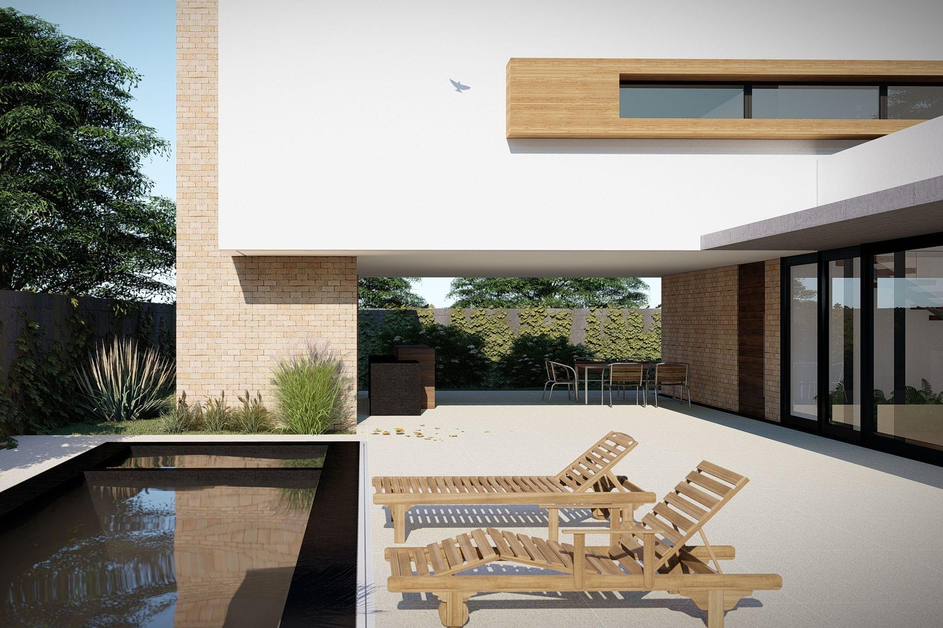Arquiteta Beatriz Teixeira - Casa Parisi